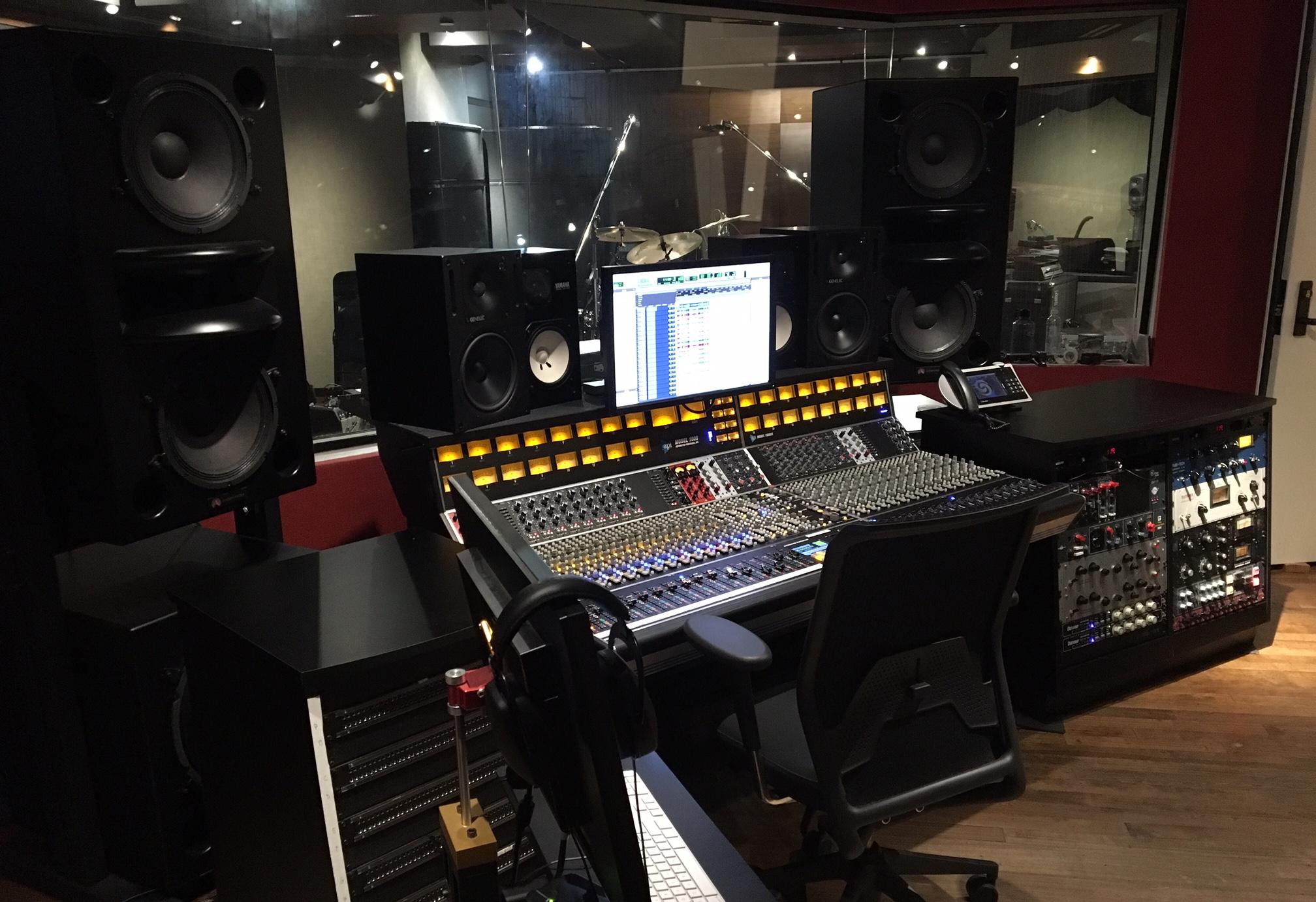 ATL Studios – Atlantic Records Studio NYC